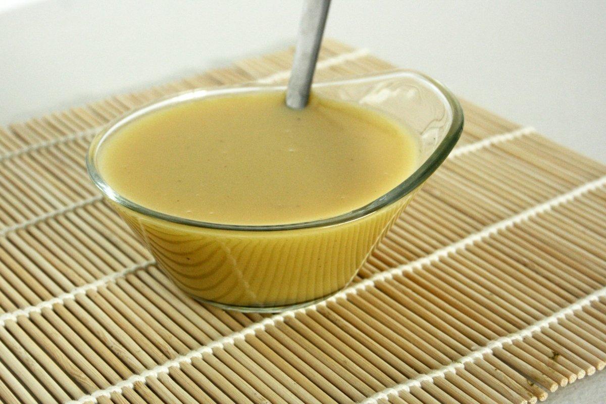 Vinagreta de miel y mostaza