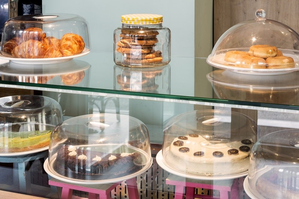 Wanda Cafe Optimista, tartas y pasteles